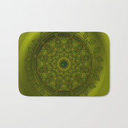 Positive thoughts - Jewel Mandala Bath Mat