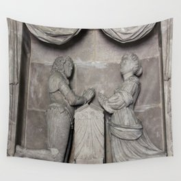 Monument To William Wentworth And His Wife Henrietta Wall Tapestry