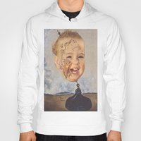 salvador dali Hoodies featuring Salvador Dali by Raven Ellis