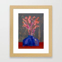 Vase I Framed Art Print