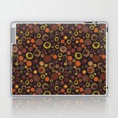 Colorful Mixed Circles African Pattern Laptop & iPad Skin