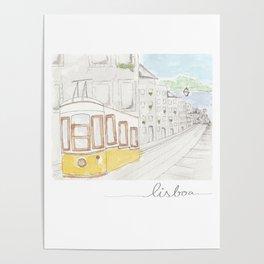 Cities we love Poster