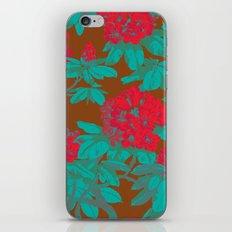 Full Blossom iPhone & iPod Skin