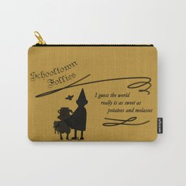 Schooltown Follies Carry-All Pouch