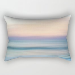 Sunrise Motion Rectangular Pillow