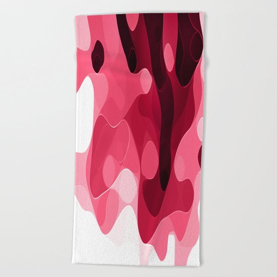 Vino Beach Towel