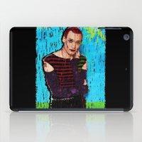 danny haas iPad Cases featuring Danny Hennesy by brett66