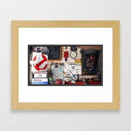 Ladder 8 Framed Art Print