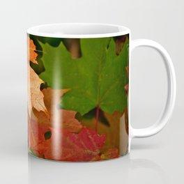 Foglie autunnali Coffee Mug