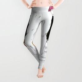 NUDEGRAFIA - 013 Leggings