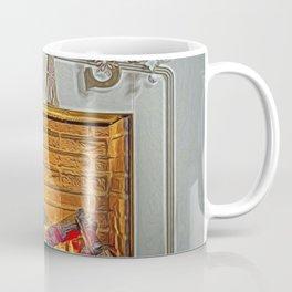 Keeping Warm. Coffee Mug