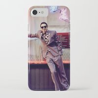 snl iPhone & iPod Cases featuring Neon by F*** Me Pete Davidson