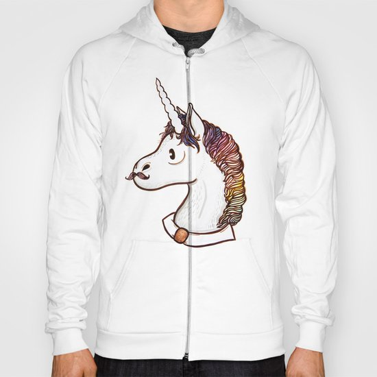 Doctor Unicorn Hoody