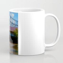 Moored Port Side Coffee Mug
