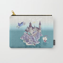 Hogwarts series (year 4: the Goblet of Fire) Carry-All Pouch