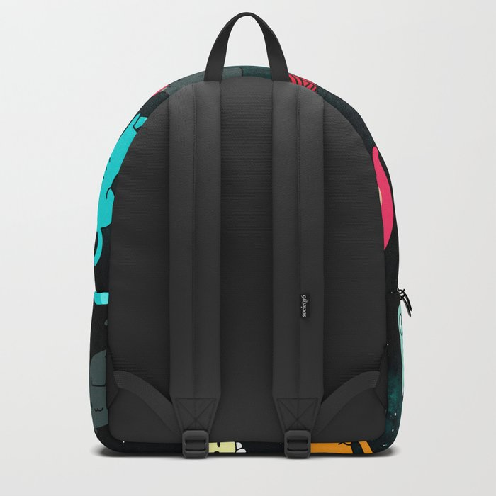 Kitty Space Backpack