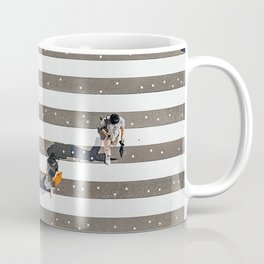 Rain Crossing Coffee Mug