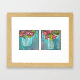Just in Time for Spring Framed Art Print