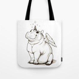 The Hippocorn Tote Bag