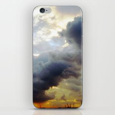 rotterdam sunset II. iPhone & iPod Skin