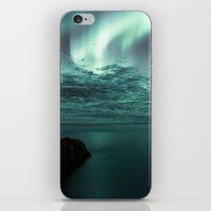 Aurora Borealis II iPhone & iPod Skin