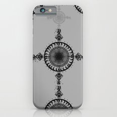 Black and White  iPhone 6s Slim Case