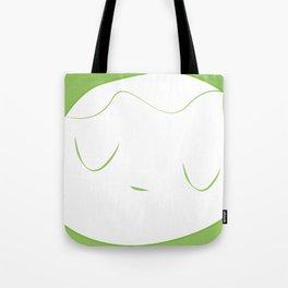 Green Dreamer Tote Bag