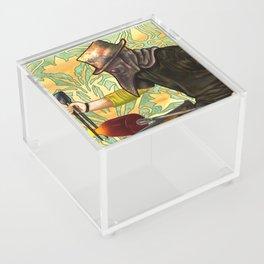 Plague Gaffer Acrylic Box