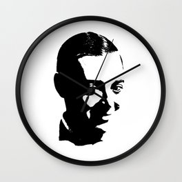 Peter Lorre Is Class Wall Clock