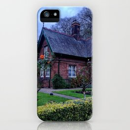 Princes Street Gardens - Edinburgh iPhone Case
