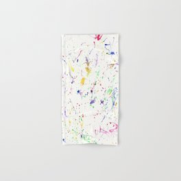 Akita in a spectrum of colour Hand & Bath Towel