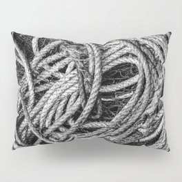Coiled Rope Pillow Sham