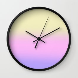 Padme Lake Gown Wall Clock
