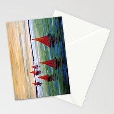 Six Sailing Stationery Cards