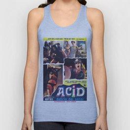 Acid - Delirio dei sensi Unisex Tank Top