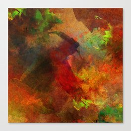 Contrary to Canvas Print
