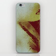 All The Ships Had Holes iPhone & iPod Skin