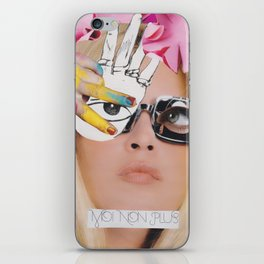 Le Saint-Tropez iPhone Skin