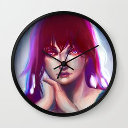 Women are all right Wall Clock