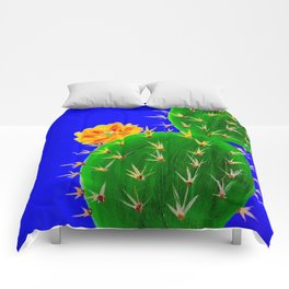Prickly Pear Comforters
