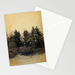 old landscape Stationery Cards