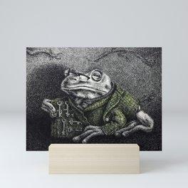 Forging Frog Inc. Mini Art Print