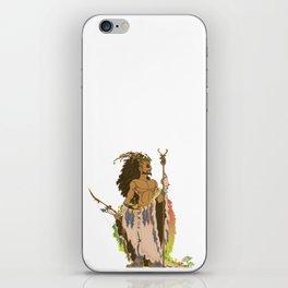Cernunnos iPhone Skin
