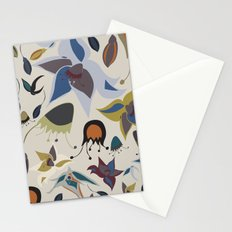 Lush Garden Stationery Cards