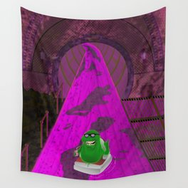 River of Slime Wall Tapestry