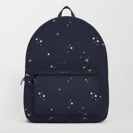 Starry Night Sky Backpack
