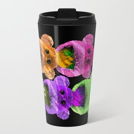 Kal the Monkey - Kal Warhol Travel Mug