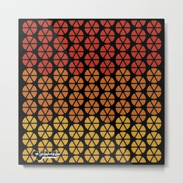 A Clockwork Orange Alex DeLarge Bed Metal Print