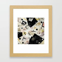Polished Apples are Better than Rotten Ones Framed Art Print