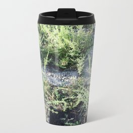 On the boardwalk Metal Travel Mug